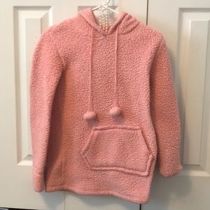 Tops - Pink Sherpa